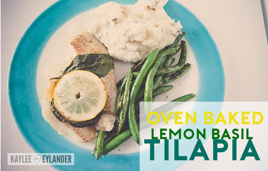 Baked Fish Recipes Tilapia