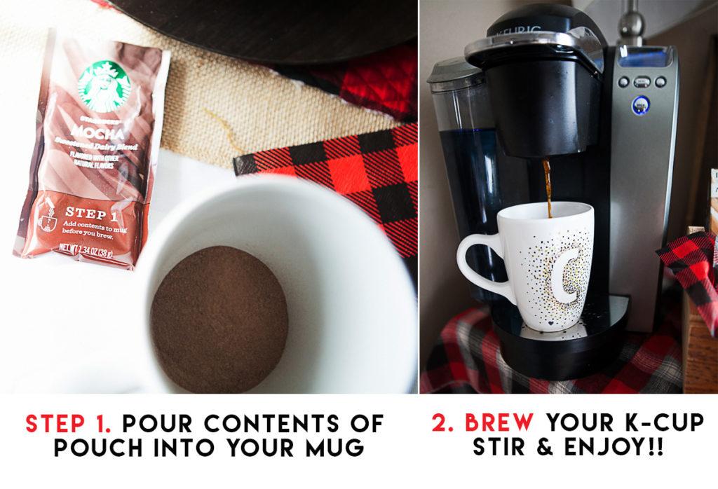 DIY Monogrammed Mug Porject