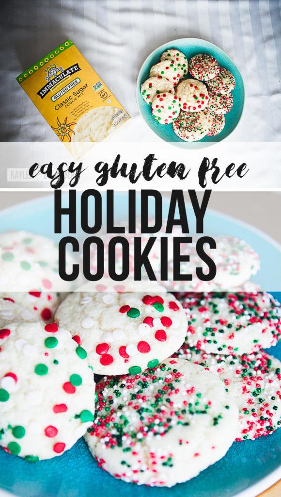 Gluten Free Quick Desserts