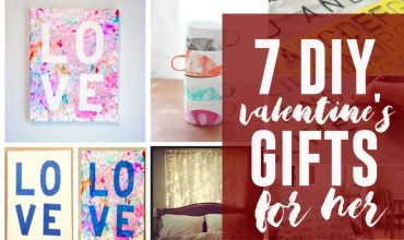 DIY Valentine's Day Gifts for Her