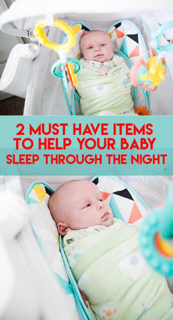 2 Must Have Items To Help Your Newborn Baby To Sleep