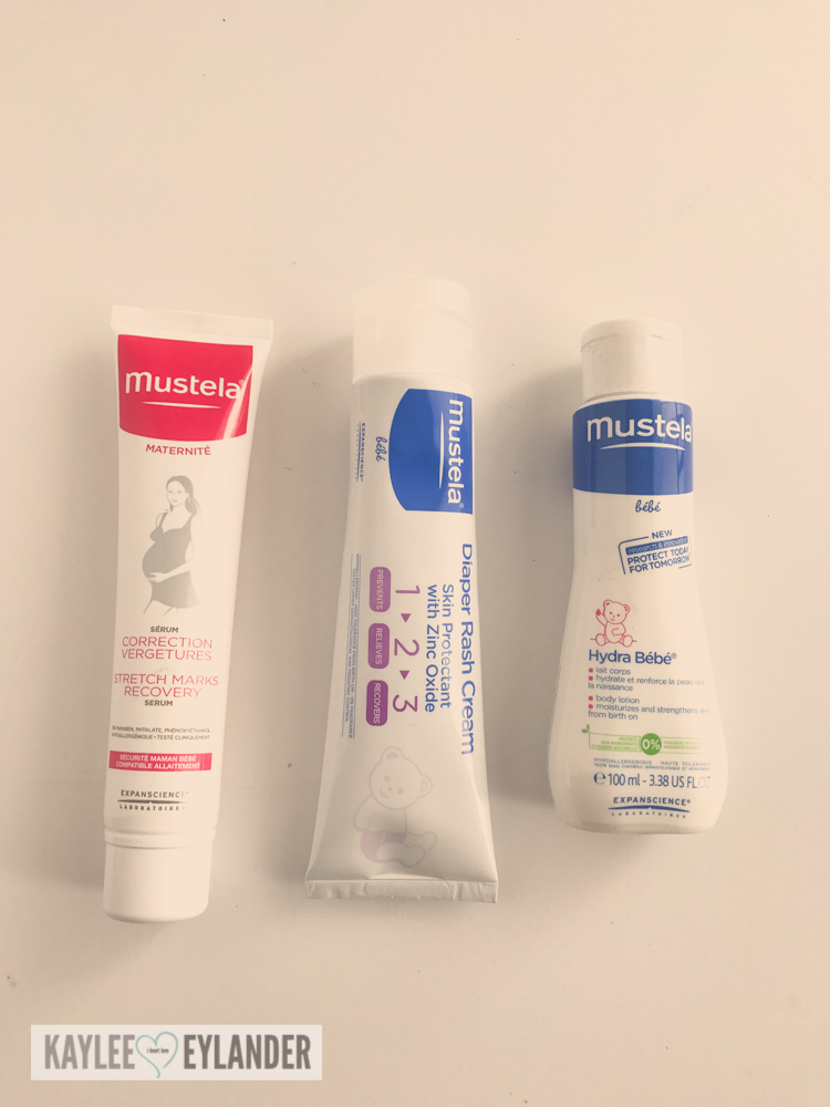 Mustela baby product review