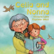 Dyslexia Empowerment Week and helping dyslexic children to enjoy literacy by incorporating dyslexic friendly font in my picture book, Celia and Nonna.