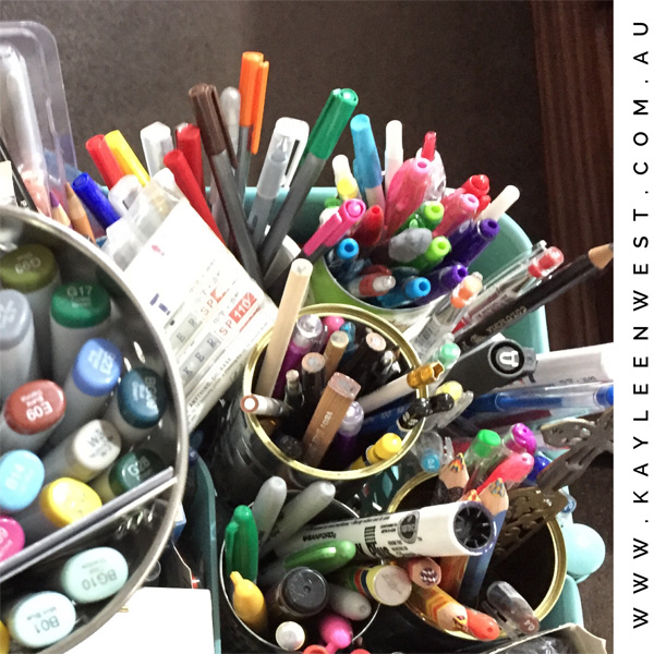 Best markers to use with colouring books and what NOT to use!