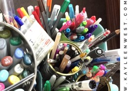 best markers to use for colouring coloring