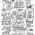 Health printable Bullet Journal Notes - Pete Evans Gut Health Event