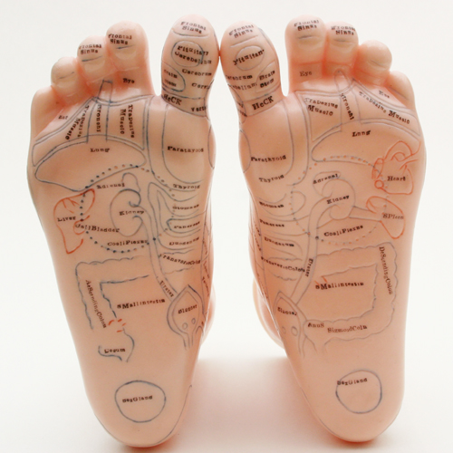 Image result for reflexology treatment