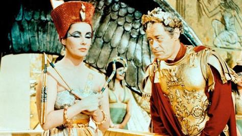 Kleopatra ve Sezar