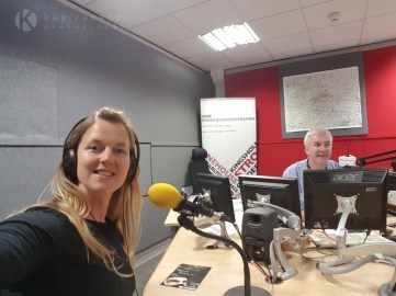 Kay from Kay Ransom Photography on BBC Radio
