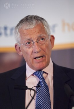 Nick Hewer - Kay Ransom Photography