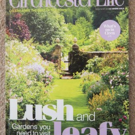 Cirencester Life front cover photo