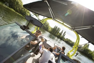 LBD's wakeboard school