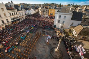 Cirencester Remembrance day
