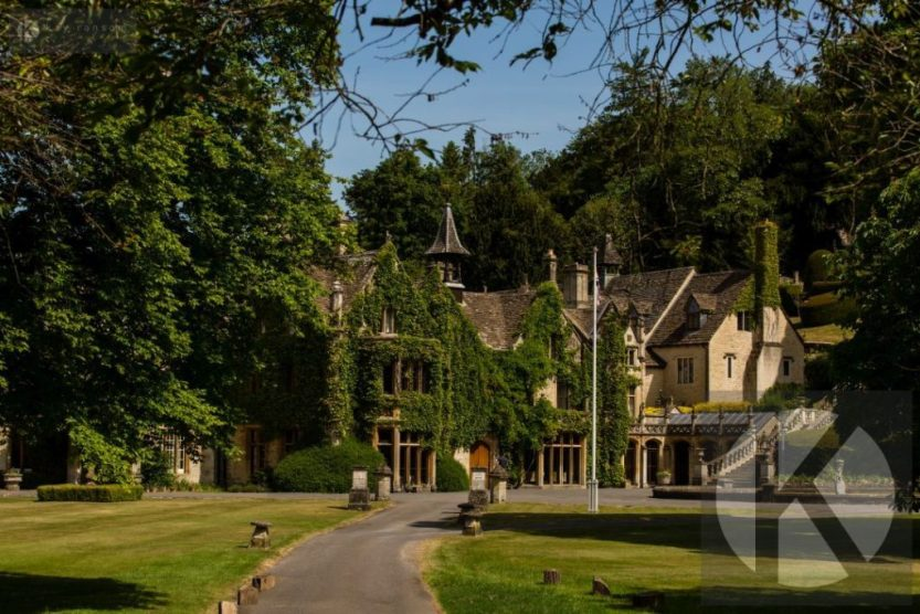 Stock imagery for sale Castle Combe The Manor Hotel