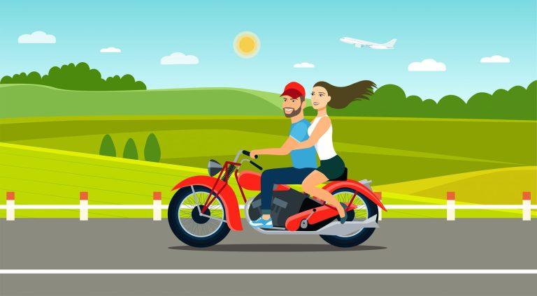 seguro para motocicleta de AXA Seguros