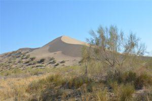 Singing Dune, Kazakhstan