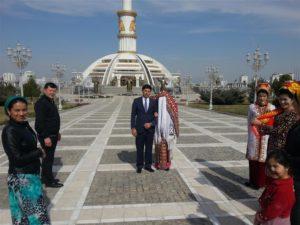 Wedding in Ashgabat, Turkmenistan