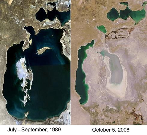 Aral Sea Changes, Aral Sea