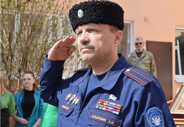 Алексей Альховик вошел в состав координационного совета по делам ветеранов в Тульской области