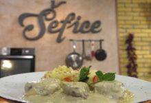 Photo of Teletina u sosu od tartufa sa aromatizovanim pire krompirom