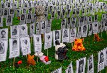 Photo of Fotografije i igračke ubijenih Prijedorčana postavljene u Velikom parku