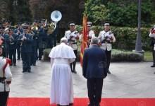 Photo of Papa Franjo započeo posjetu Sjevernoj Makedoniji