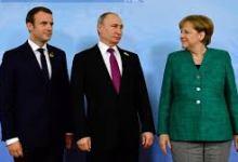 Photo of Putin, Merkel i Macron razgovarali o Siriji, Ukrajini i Iranu