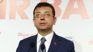 Photo of Gradonačelnik Istanbula Ekrem Imamoglu pozitivan na COVID-19