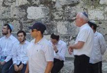 Photo of Izrael blokirao palestinske regije povodom Jevrejske nove godine