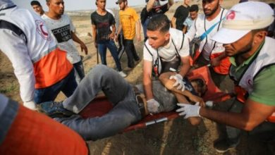 Photo of U Gazi ranjen 21 Palestinac