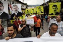 Photo of Protest u Sarajevu zbog smrti Mohameda Morsija