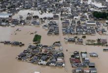 Photo of Japan: Obilna kiša izazvala poplave i klizišta, izdata preporuka za evakuaciju milion stanovnika