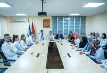 Photo of Studenti medicine i stomatologije iz Turske počeli posjetu zdravstvenim ustanovama u Crnoj Gori