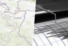 Photo of Zemljotres zabilježen u blizini Tuzle, osjetio se i do Novog Sada