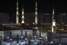 Photo of Medina: Neobično lijepe fotografije Poslanikove džamije uz prve zrake sunca