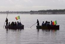 Photo of Senegal: Slano roza jezero Retba turistička atrakcija
