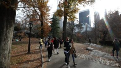 Photo of Central Park u New Yorku godišnje posjeti oko 25 miliona ljudi