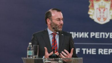 Photo of Manfred Weber: Tu smo da pošaljemo signal evropske budućnosti za ceo region