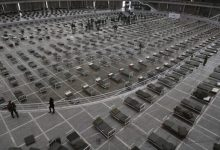 Photo of Postavljanje 3.000 kreveta na Beogradskom sajmu za obolele od korona virusa