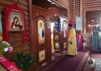 Літургія в Казанському храмі