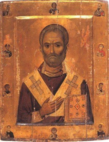 Святитель Николай Чудотворец и Угодник Божий
