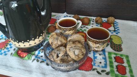 печиво з сухофруктами