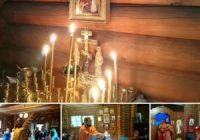 Литургия и Молебен о Семье в Казанском храме г. Киев