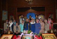 Богослужебная практика учащихся Свято-Васильевских курсов