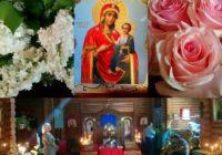 В неделю о самаряныне 2018. Иверская икона