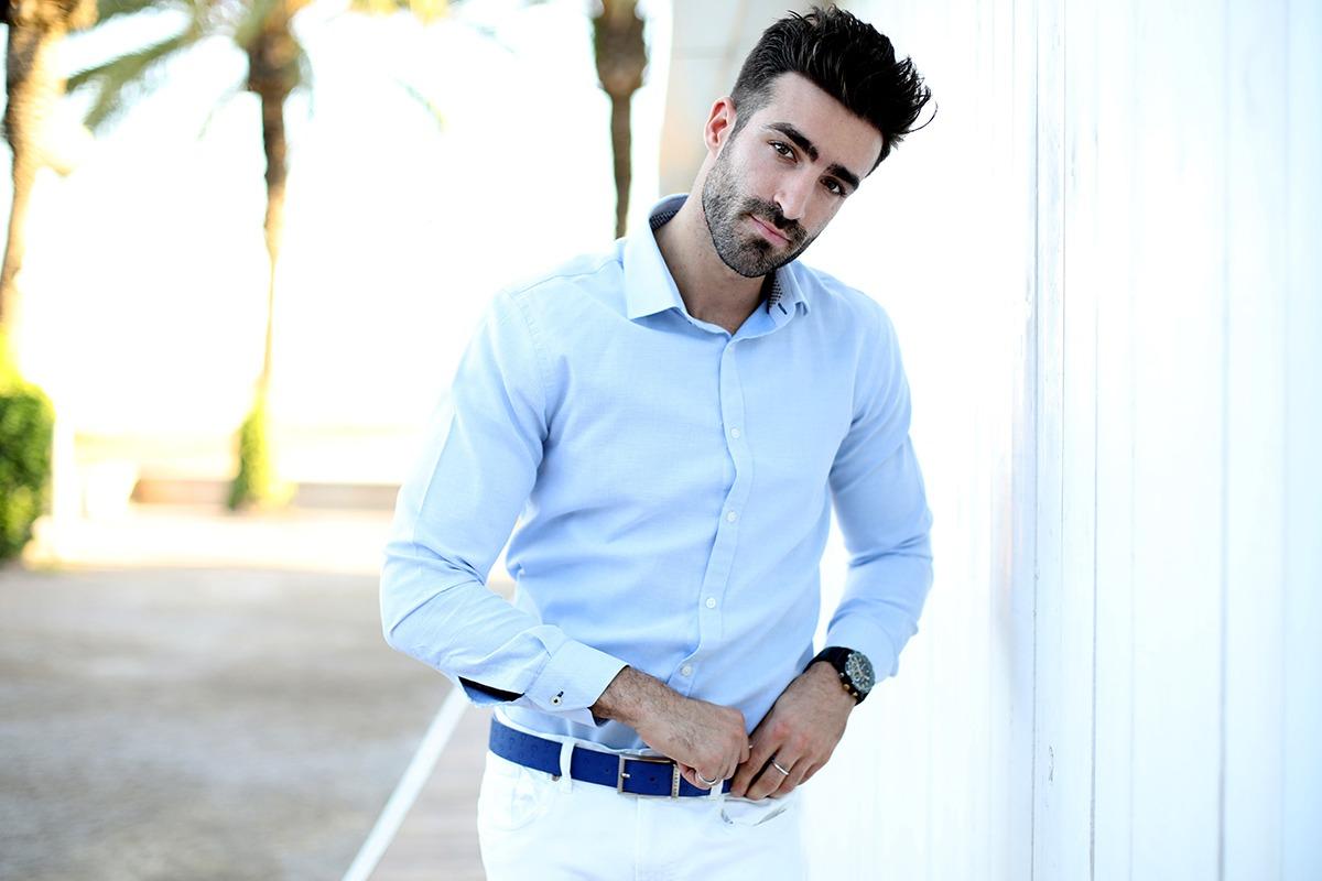 Sergio Pereira Optimism Blue