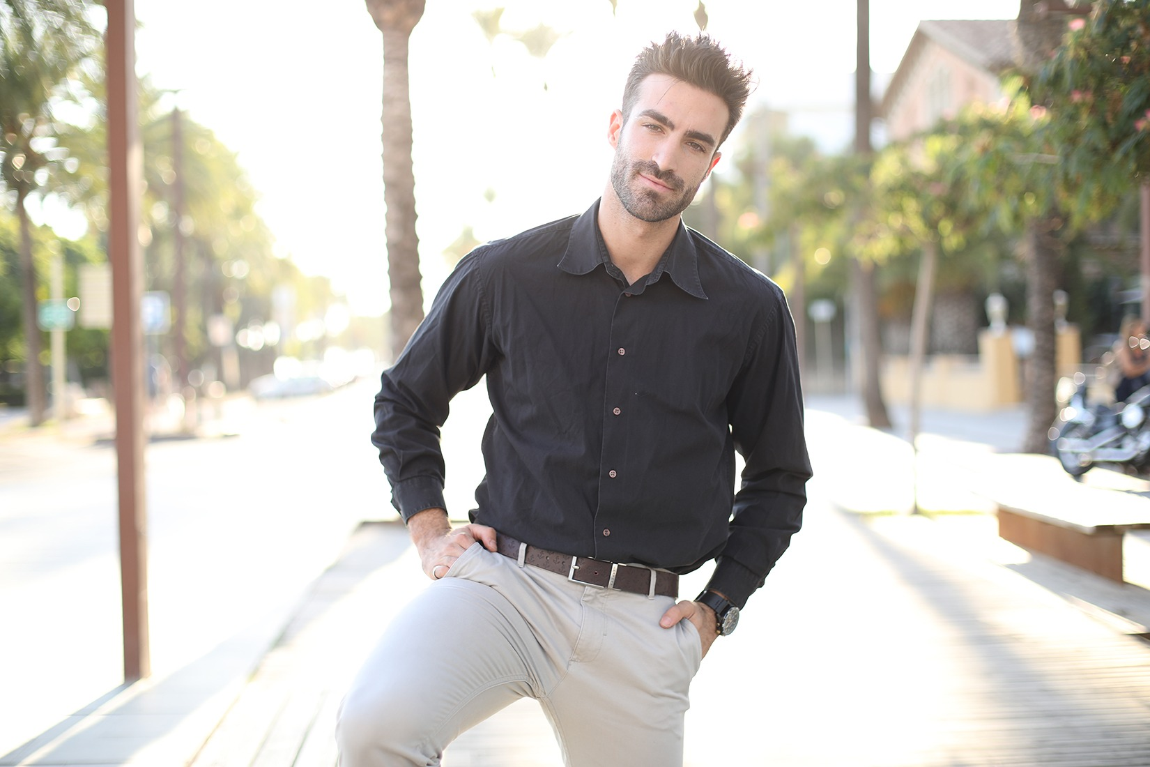 Sergio Evasion Brown