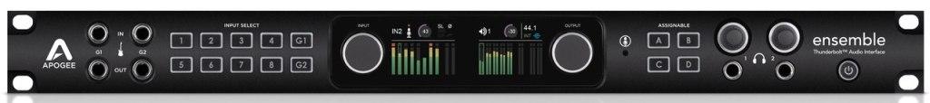 Apogee Ensemble 30x34 Thunderbolt Audio Interface