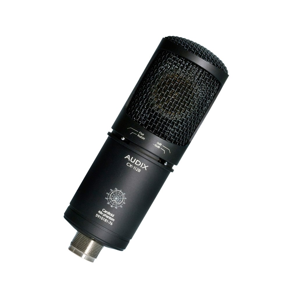 Audix CX112B Large Diaphragm Condenser Microphone