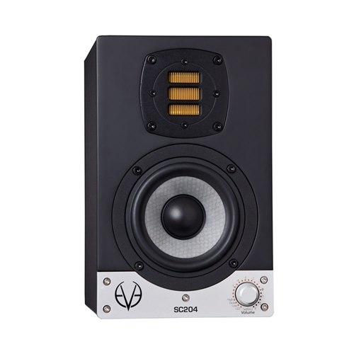 "Eve Audio SC204 2-Way 4"" Active Studio Monitor, Single"
